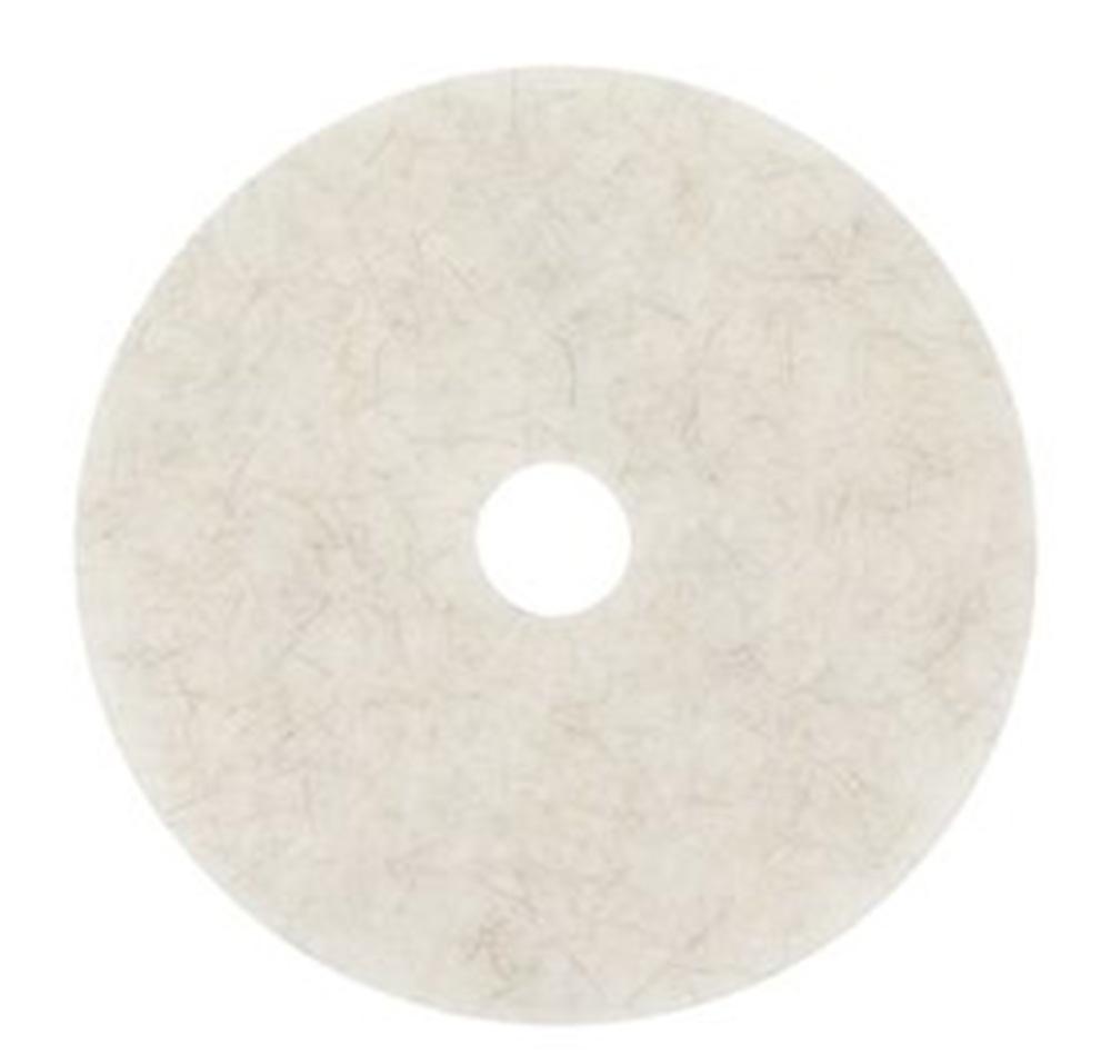 Tampon blanc 3M, fibre naturelle – 3300