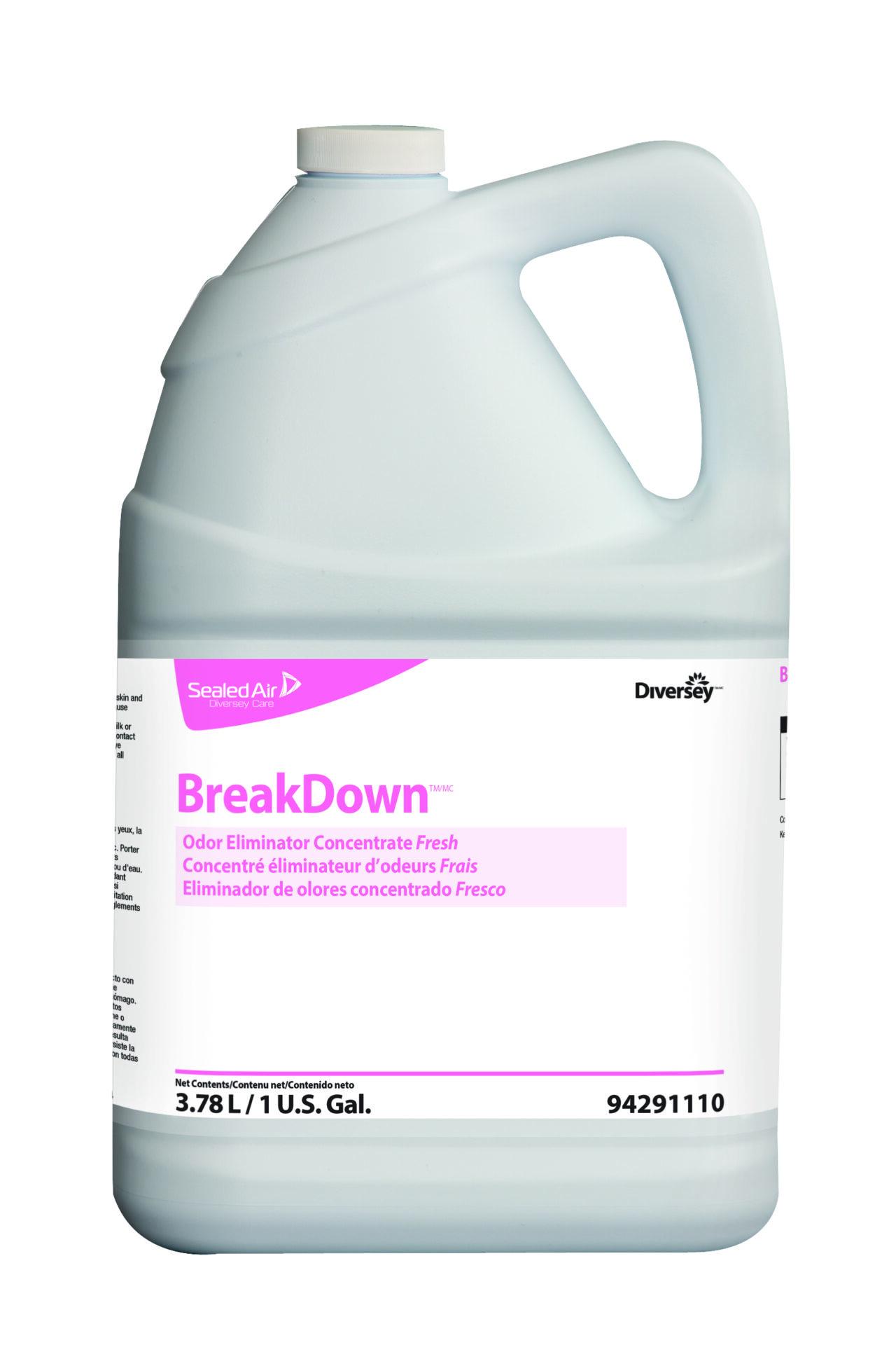 Breakdown – Éliminateur d'odeur