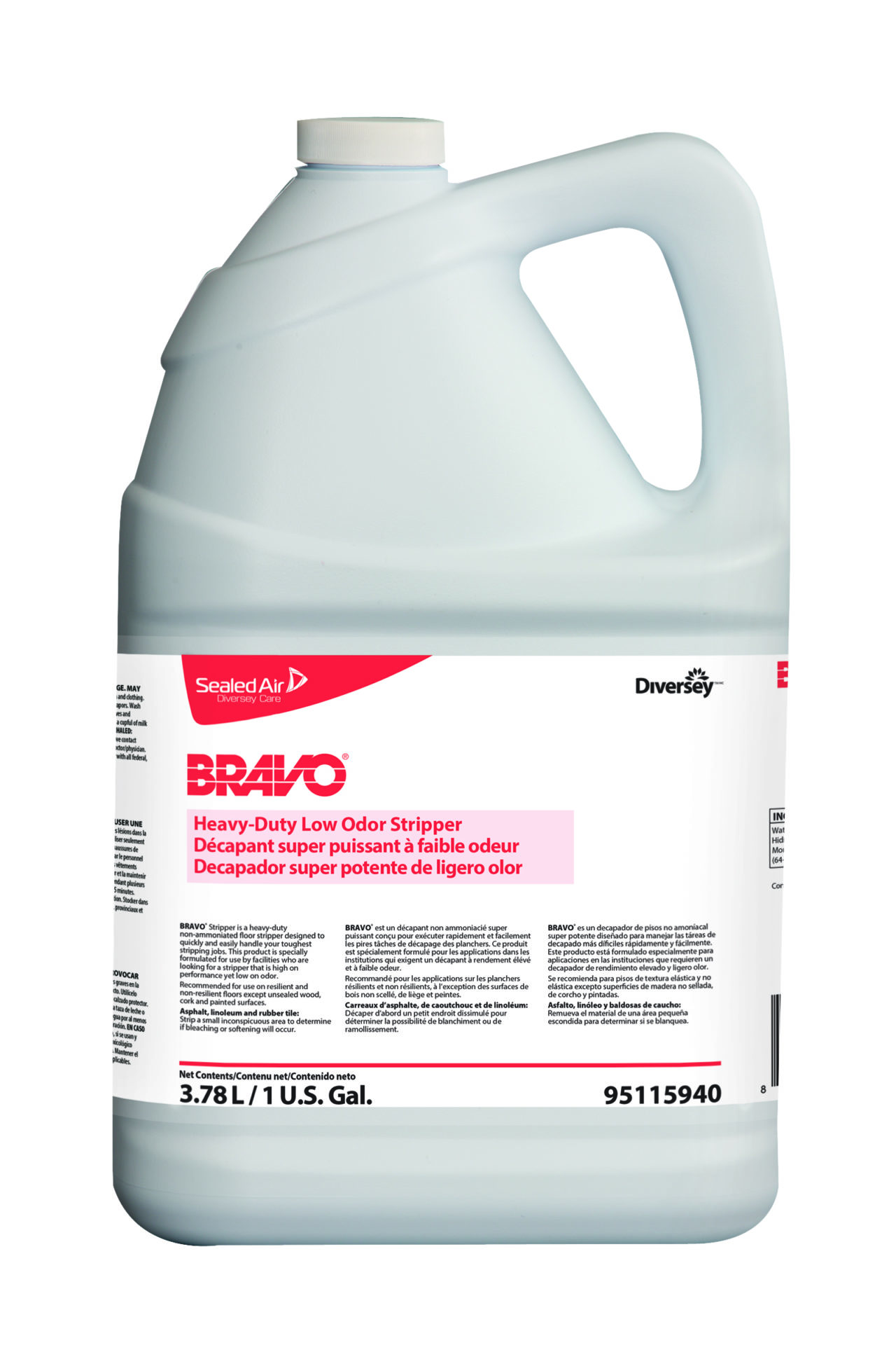 Bravo HD – Décapant