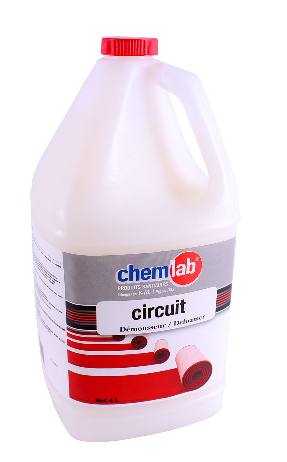 Circuit – Démousseur