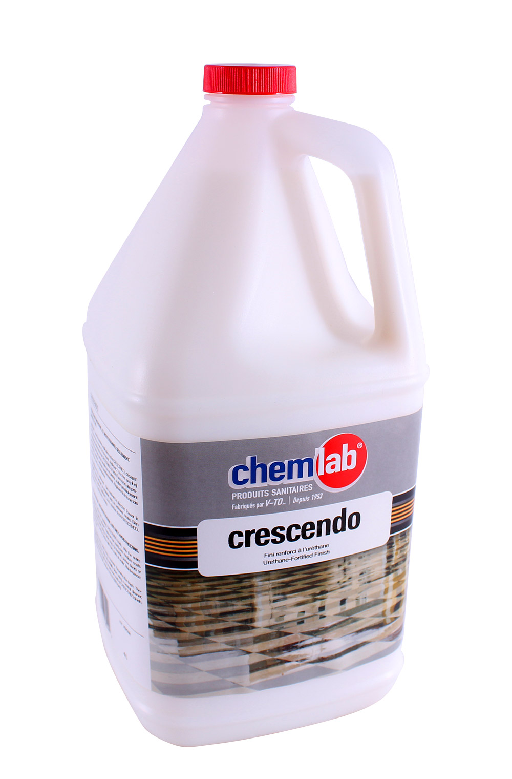 Crescendo – Fini à plancher ultra concentré fortifié à l'uréthane (Conc. 36%)