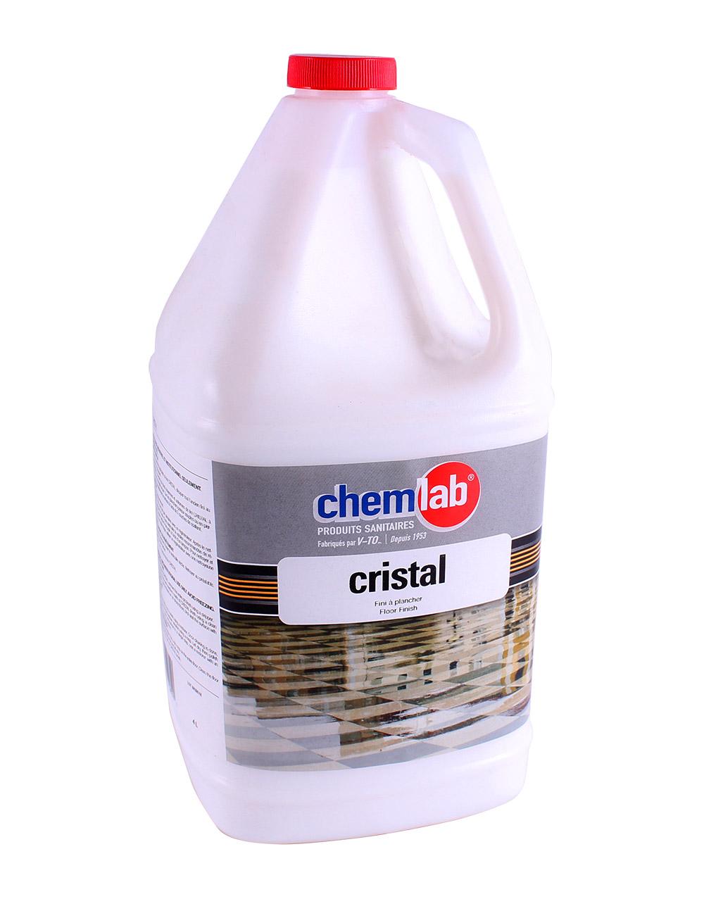 Cristal –  Fini à plancher universel (Conc. 21%)