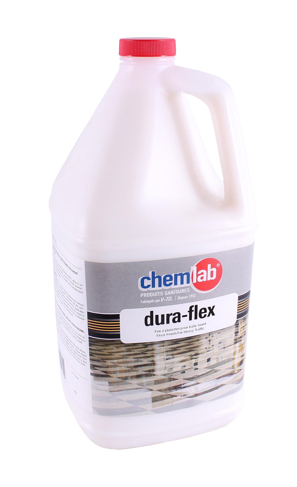 Dura-flex – Fini à plancher très durable (Conc. 25%)