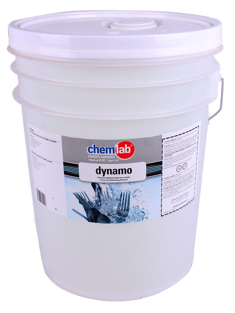 Dynamo – Détergent liquide à lave-vaisselle