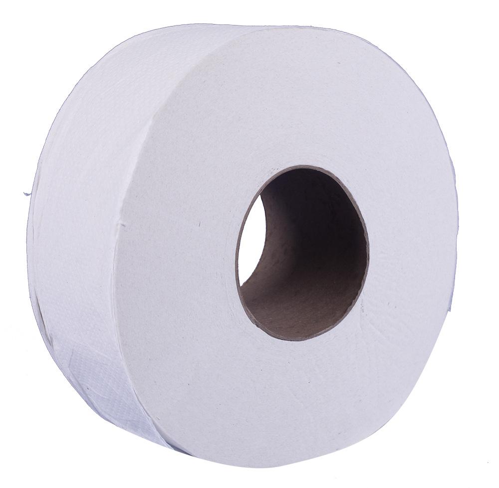 Papier hygiénique 2 épaisseurs, économique à la caisse