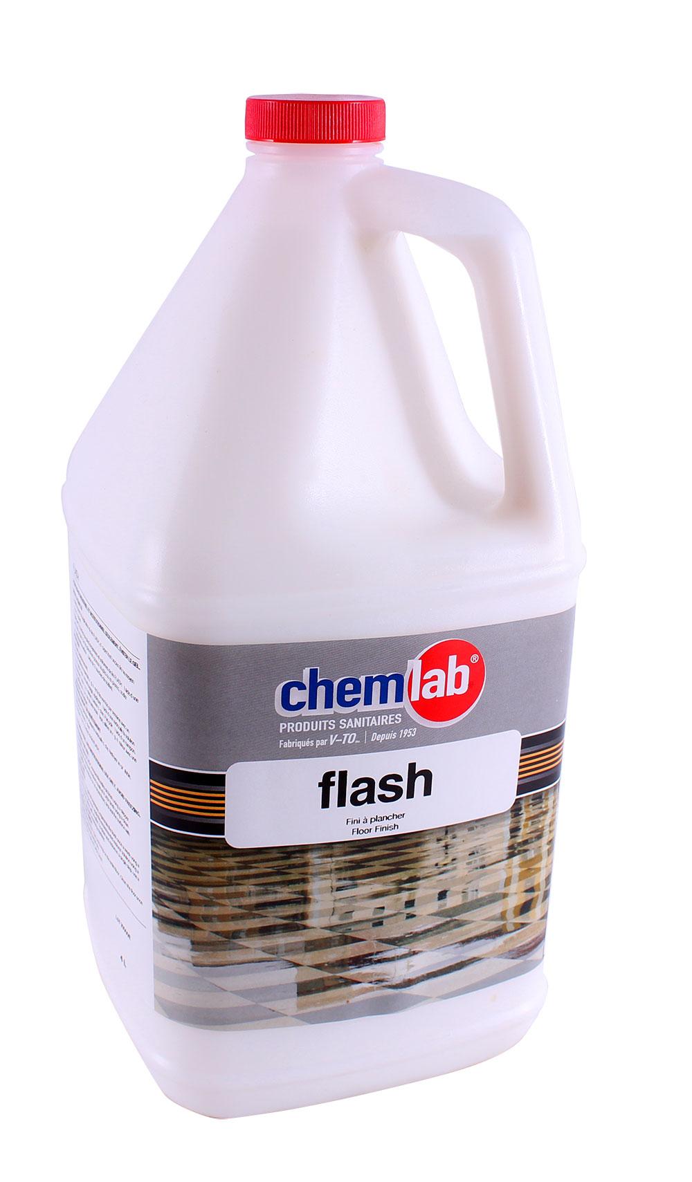 Flash – Fini à plancher très durable et lustré (Conc. 27%)