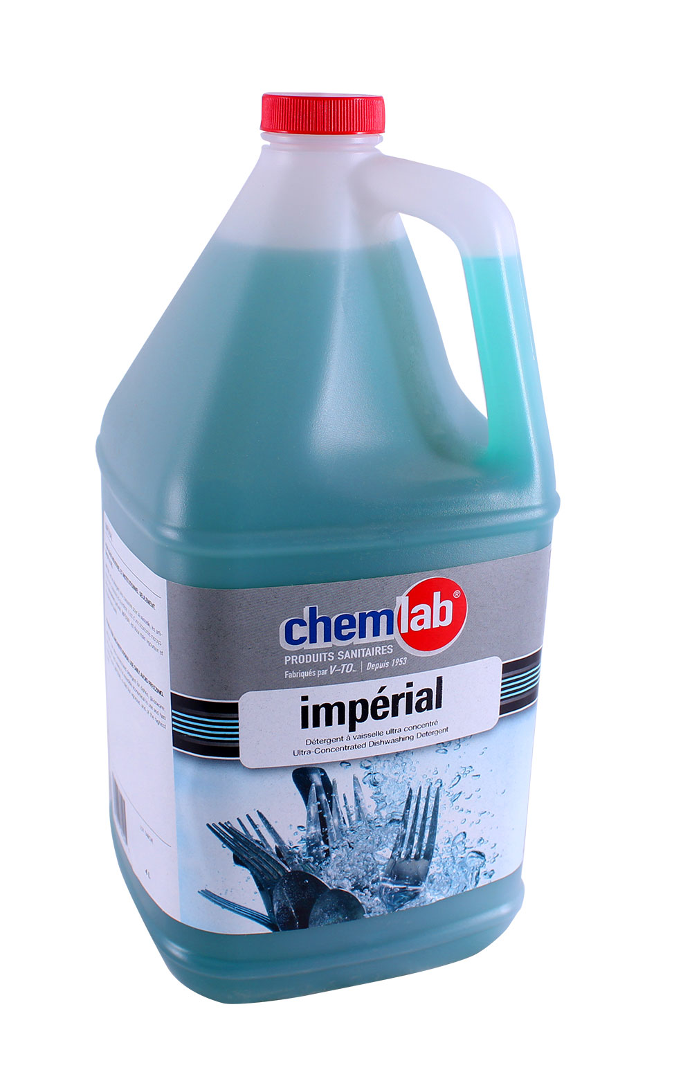 Impérial – Détergent à vaisselle ultra-concentré