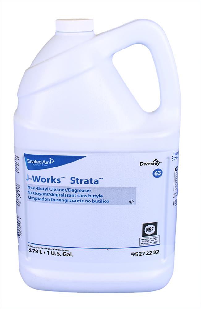 J-Works Strata – Dégraissant