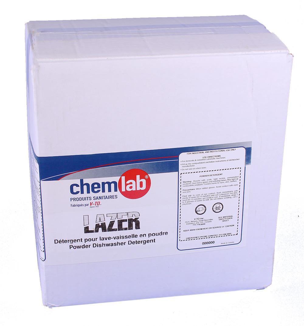 Lazer – Détergent en poudre pour lave-vaisselle