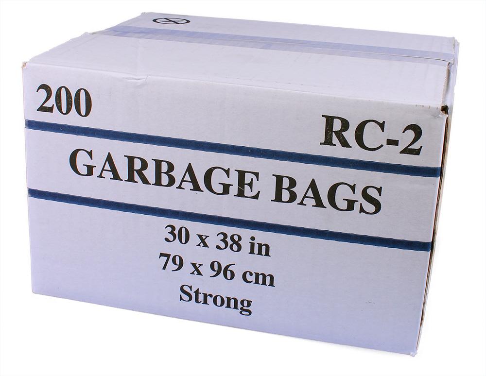 Sacs à ordures 30 par 38 forts