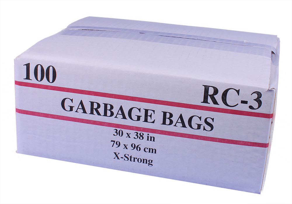 Sacs à ordures 30 par 38 extra-forts