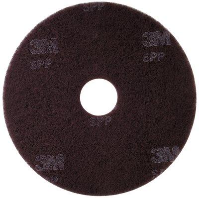 Tampon préparation de sol marron  3M – SPP