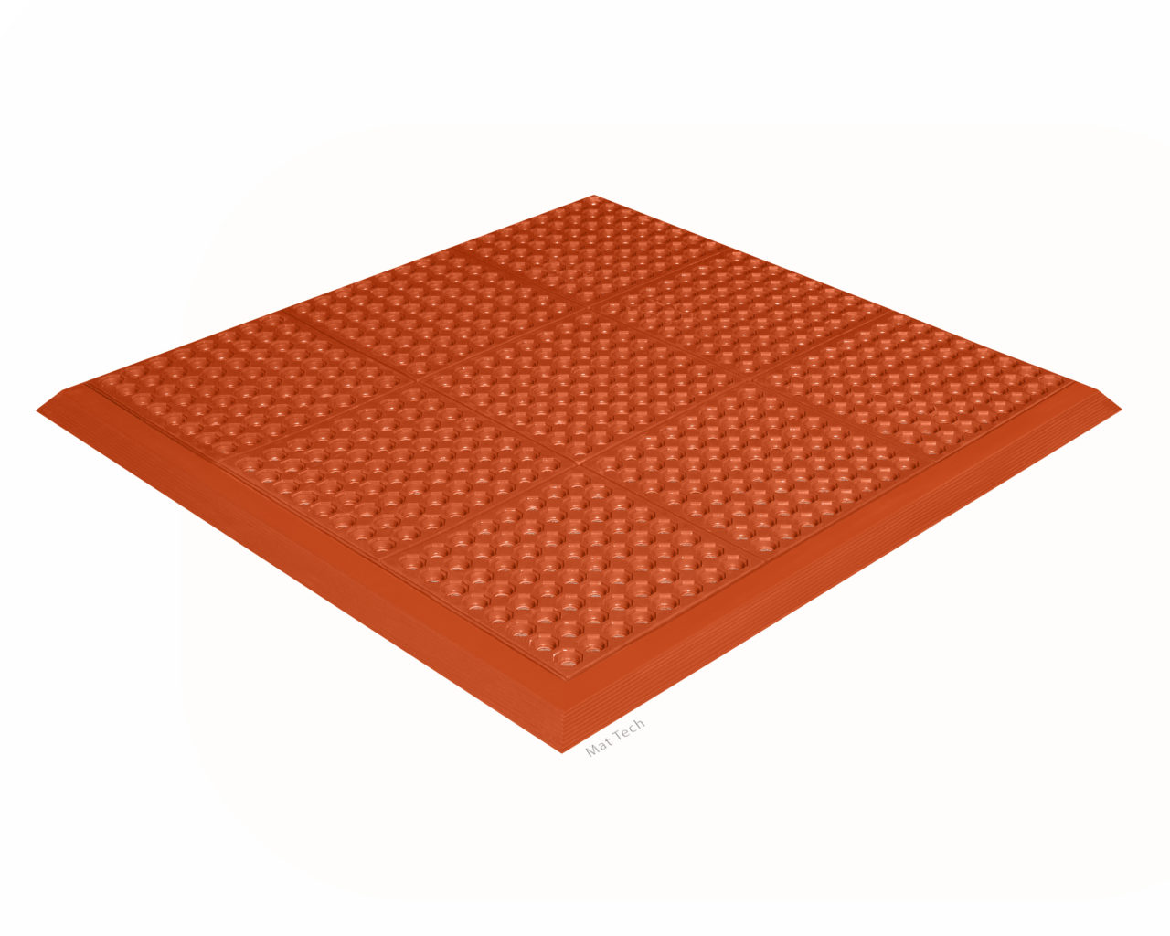 Tapis Mat tech, Safety-Step perforated