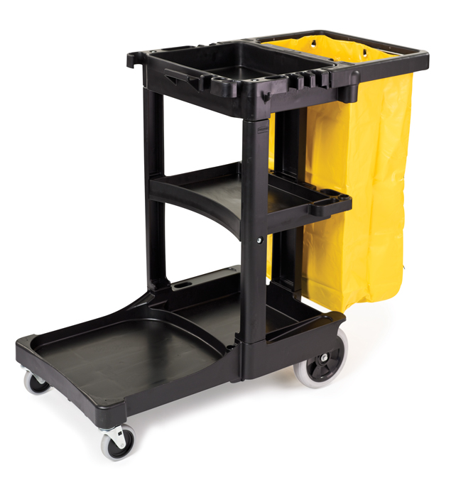 Chariot traditionnel de nettoyage, Rubbermaid FG617388