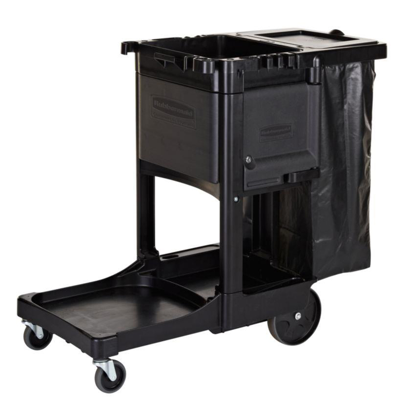 Chariot traditionnel de nettoyage, Rubbermaid 1861430 – Executive series