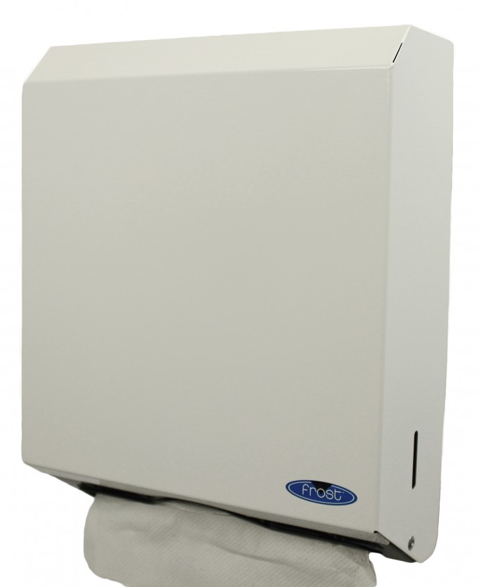 Distributrice d'essuie-mains à plis multiples, Frost – 105