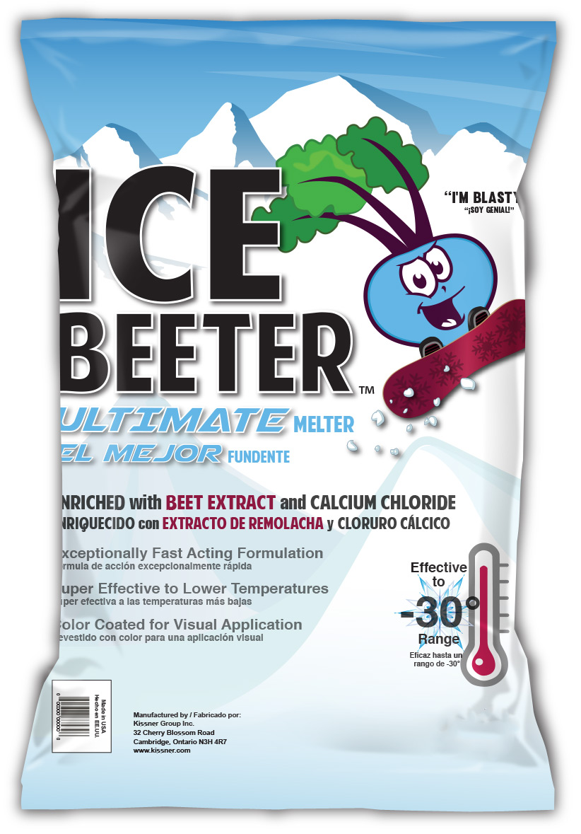 Fondant à glace, ICE BEETER Ultimate