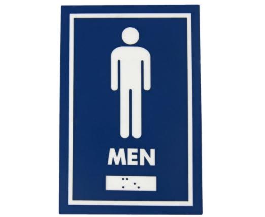 Signalisation de toilette standard – FR960