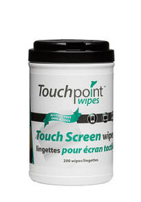 Lingette humide pour écran (200 lingettes)