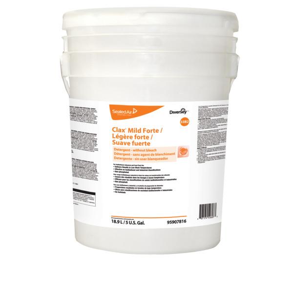 Clax mild forte – Détergent sans agent de blanchiment