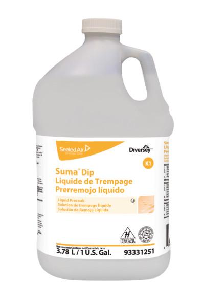 Suma dip – Liquide pour pré-trempage porcelaine et acier inoxydable