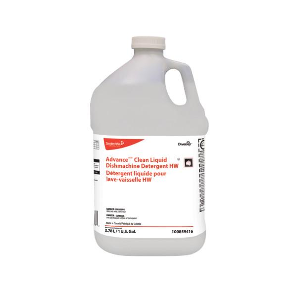 Advance clean liquid – Détergent lave-vaisselle pour eau dur