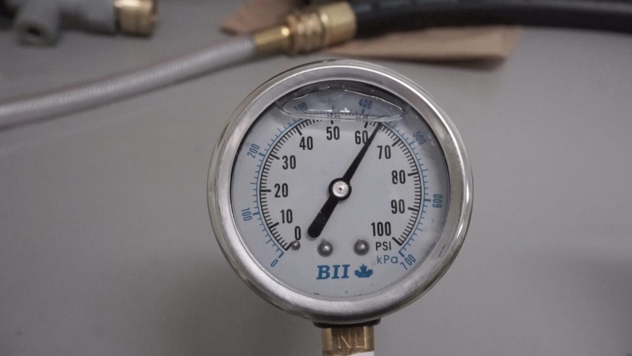 Est-ce que la pression d'eau influence la dilution de vos produits? (Vidéo)