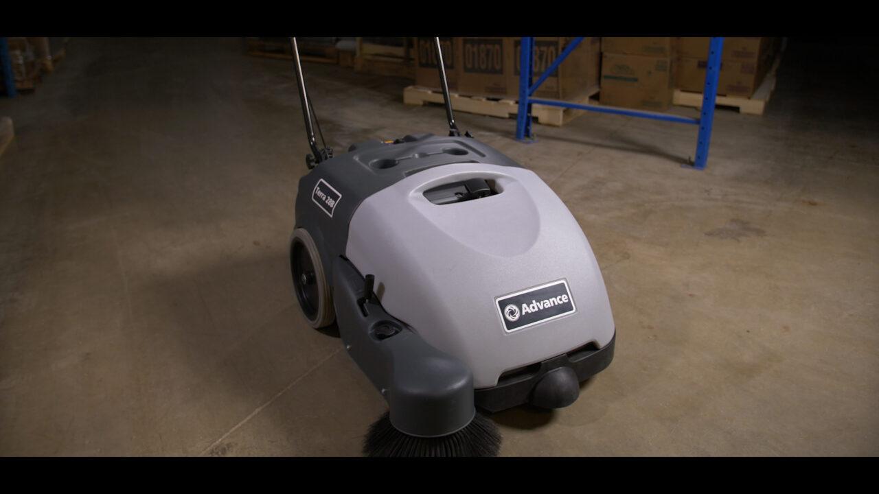 Pourquoi vous avez besoin d'un balai mécanique pour votre entrepôt?