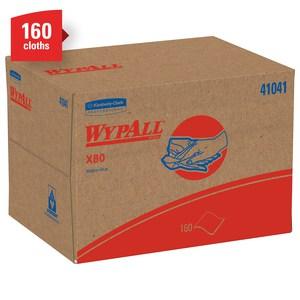 Chiffon nettoyant, Wypall X80