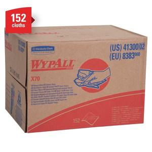 Chiffon nettoyant, Wypall X70
