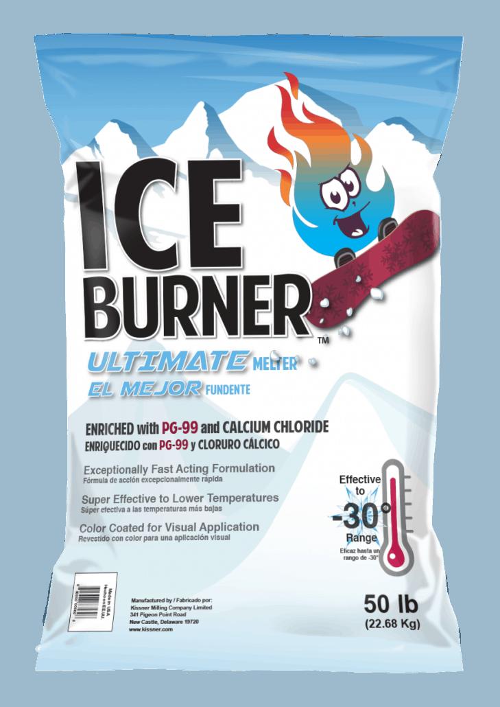 Fondant à glace, ICE BURNER ULTIMATE