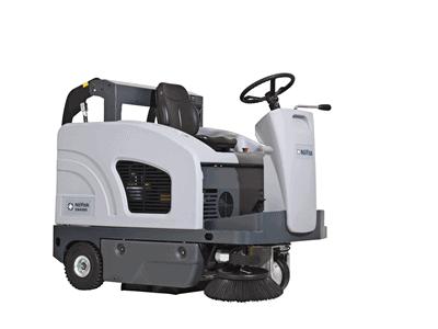 Balai mécanique à conducteur porté, SW4000