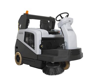 Balai mécanique à conducteur porté, SW5500
