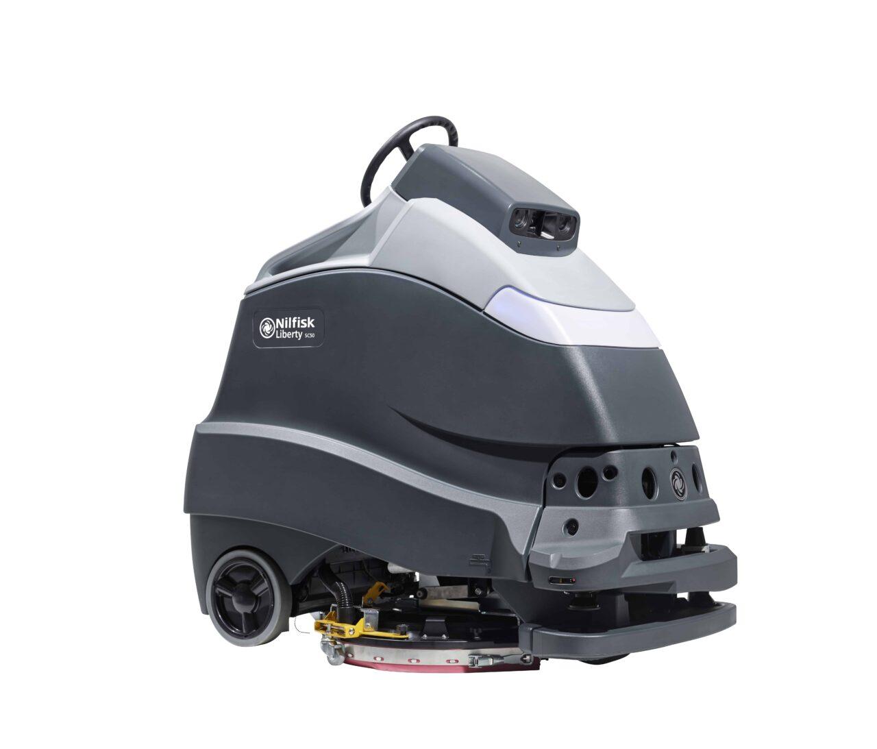 Liberty SC50 – Autorécureuse autonome